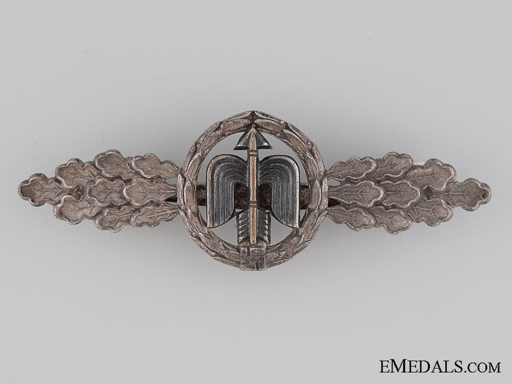 eMedals-A Short Range Fighter Clasp by G.H. Osang