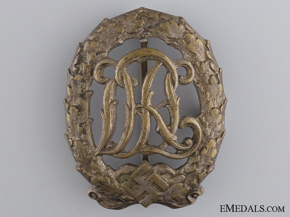 eMedals-A Silver Grade DRL Sport Badge; 3rd Model