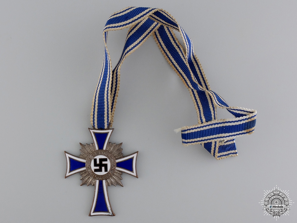 eMedals-A Silver Grade German Mother's Cross