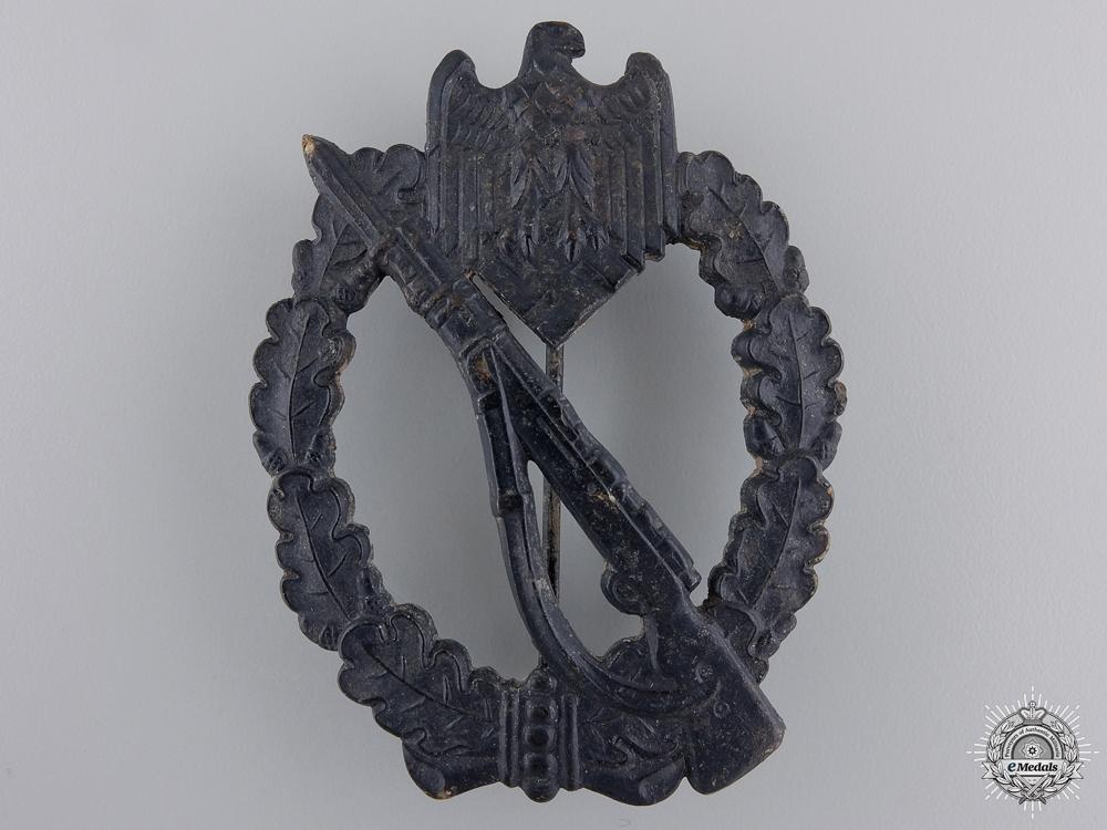 eMedals-A Silver Grade Infantry Assault Badge