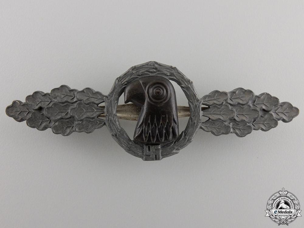 eMedals-A Silver Grade Luftwaffe Reconnaissance Clasp