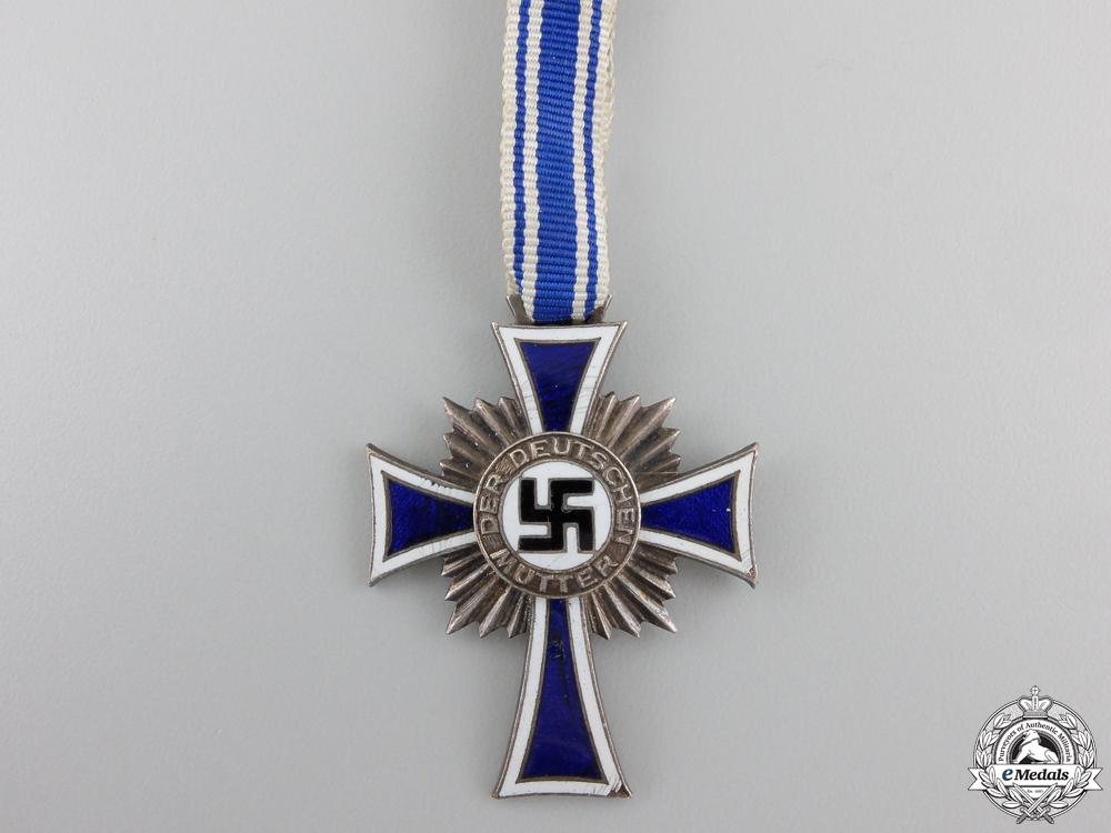 eMedals-A Silver Grade Mother's Cross