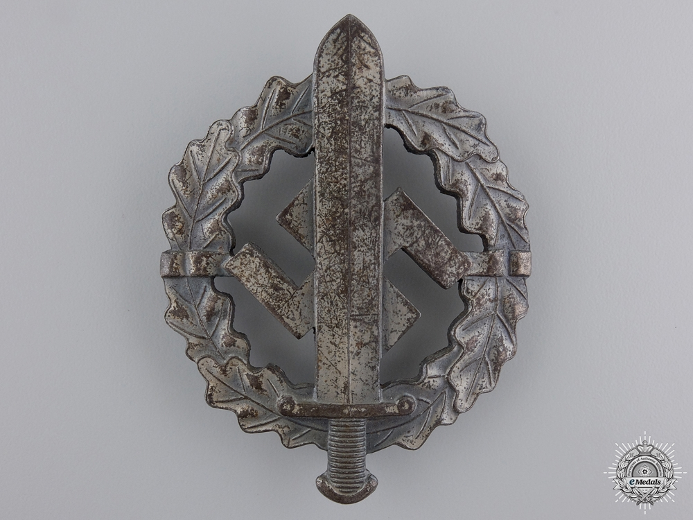 eMedals-A Silver Grade SA Defense Badge by W.Redo