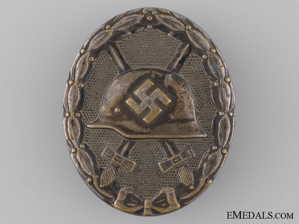 eMedals-A Silver Grade Wound Badge by Hauptmünzamt Wien