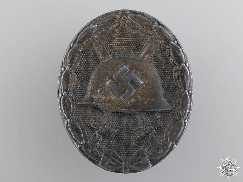 eMedals-A Silver Grade Wound Badge by Steinhauer und Lück