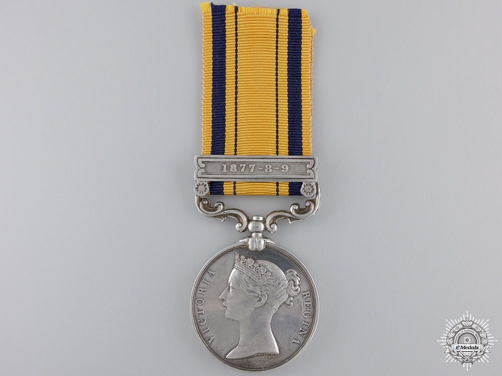 eMedals-A South Africa Medal to the 2/24th Regiment of Foot  Consignment #21