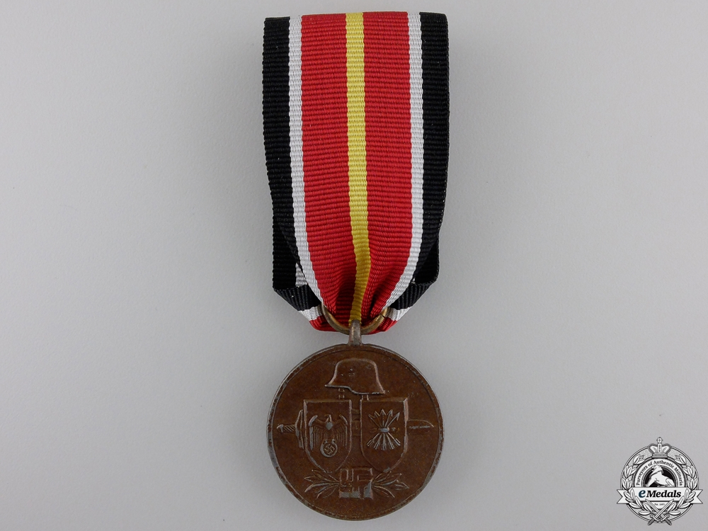 eMedals-A Spanish Division in Russia Commemorative Medal