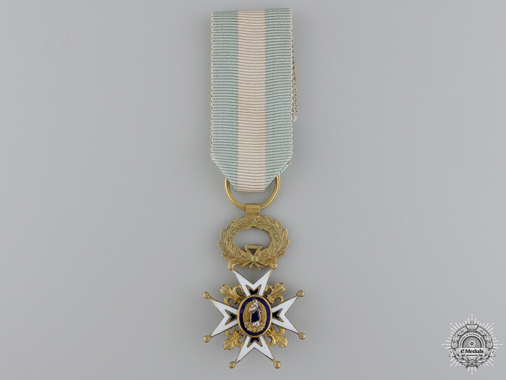 eMedals-A Spanish Order of Charles III; Reduced Size