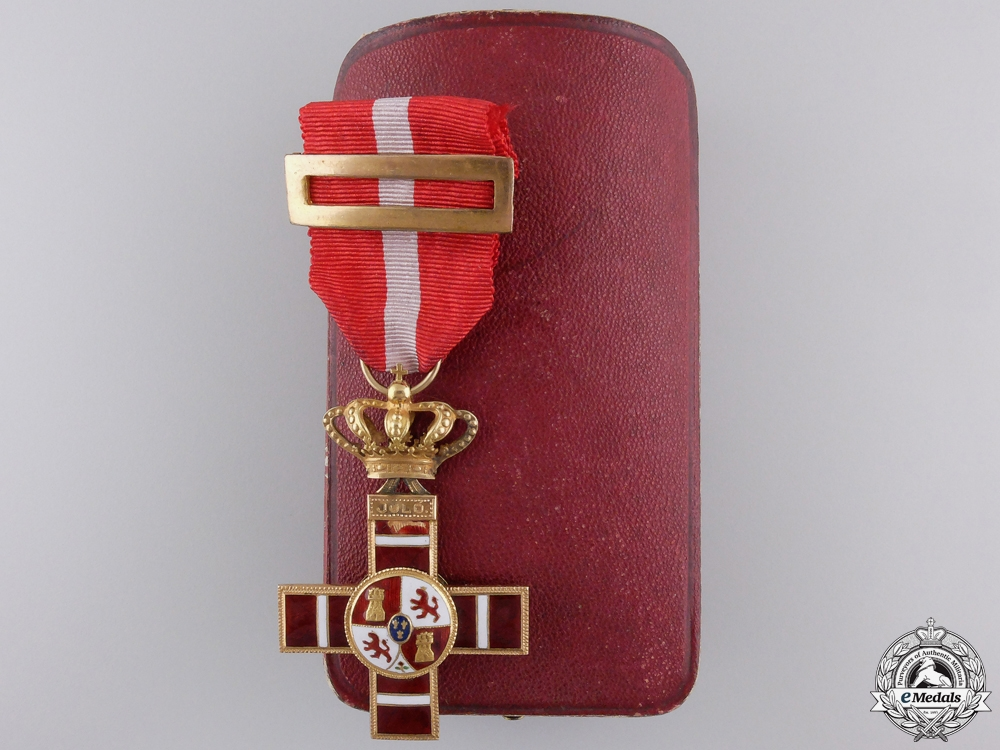 eMedals-A Spanish Order of Military Merit; Jolo Anti Pirates Expedition
