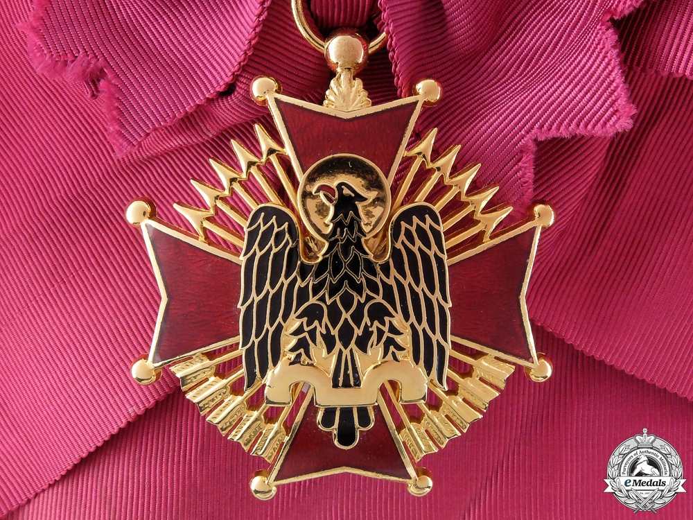 eMedals-A Spanish Order of Cisneros; Grand Cross