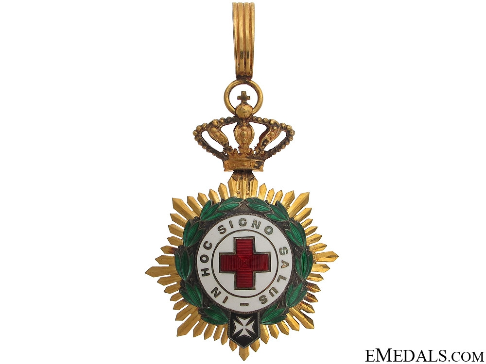 eMedals-A Spanish Red Cross Decoration