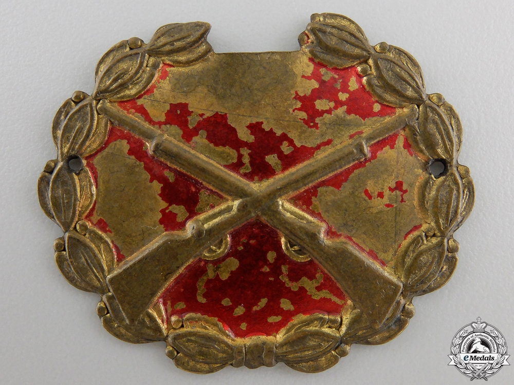 eMedals-A Spanish Republican Sharp Shooter Badge 1935