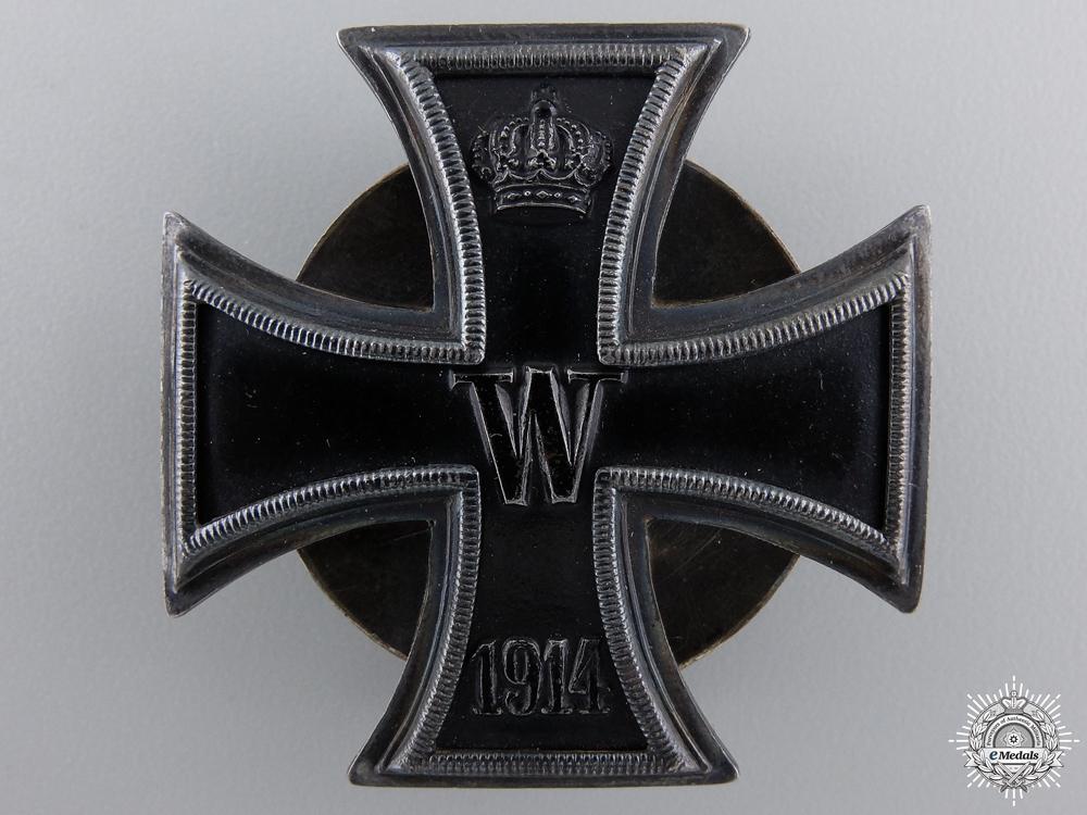 eMedals-A Superb Iron Cross First Class 1914; 800 Silver