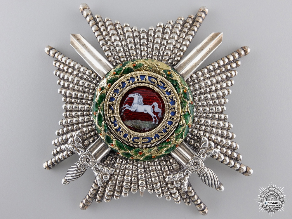 eMedals-A Superb Royal Guelphic Order, K.C.H. Military Knight Commander