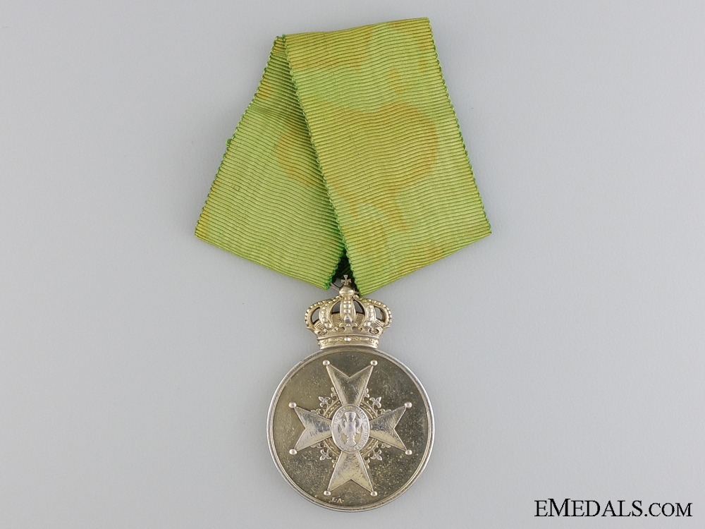 eMedals-A Swedish Order of Vasa Merit Medal