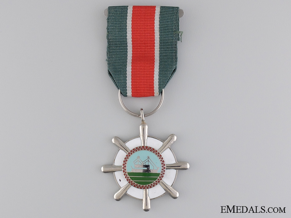 eMedals-A Taiwanese  Naval Medal for Loyal & Meritorious Service