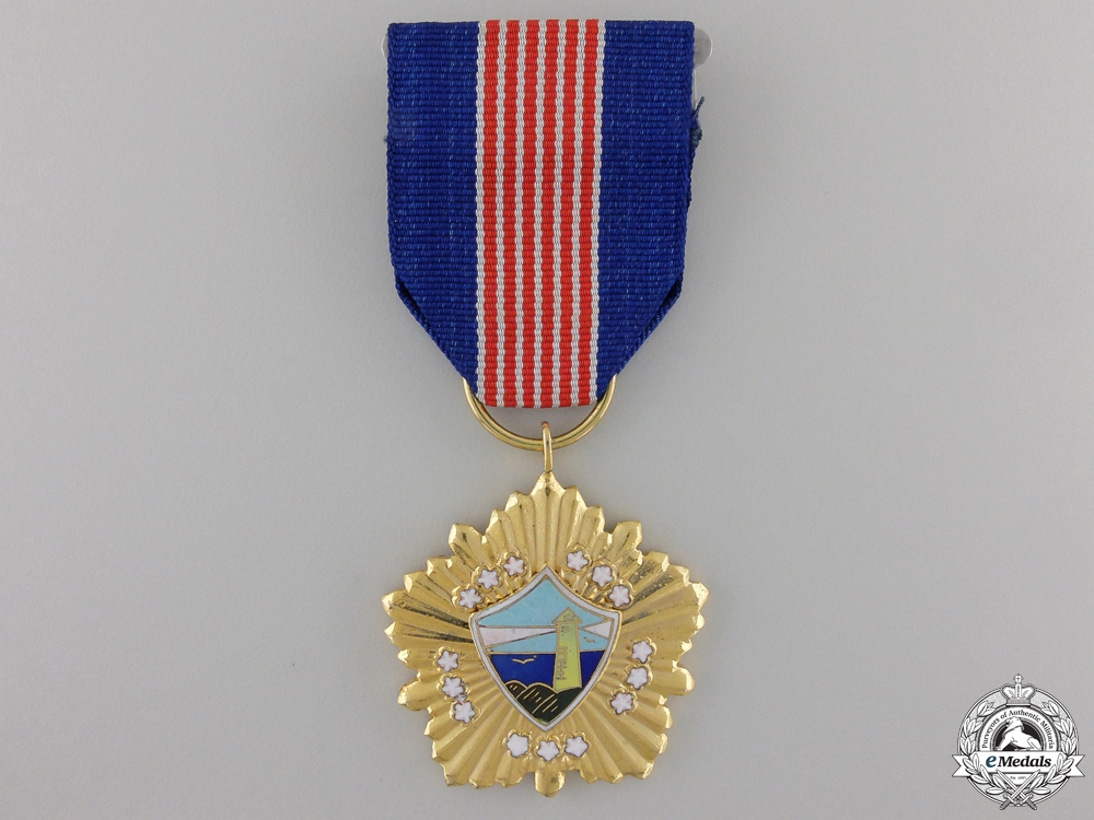 eMedals-A Taiwanese Naval Order of Brilliance