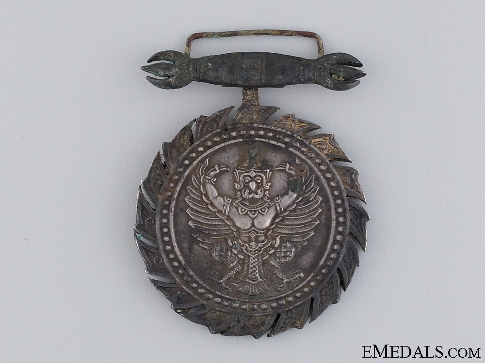 eMedals-A Thai Order of the White Elephant; Officer's Badge