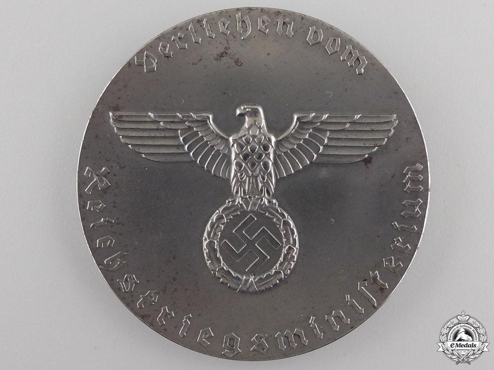 eMedals-A Third Reich Pigeon Carrier Merit Medal