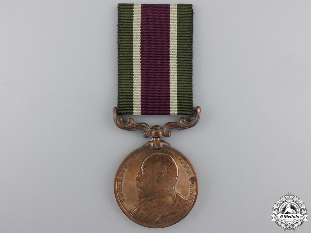 eMedals-A Tibet Medal 1903-1904 to the Supply and Transport Corps