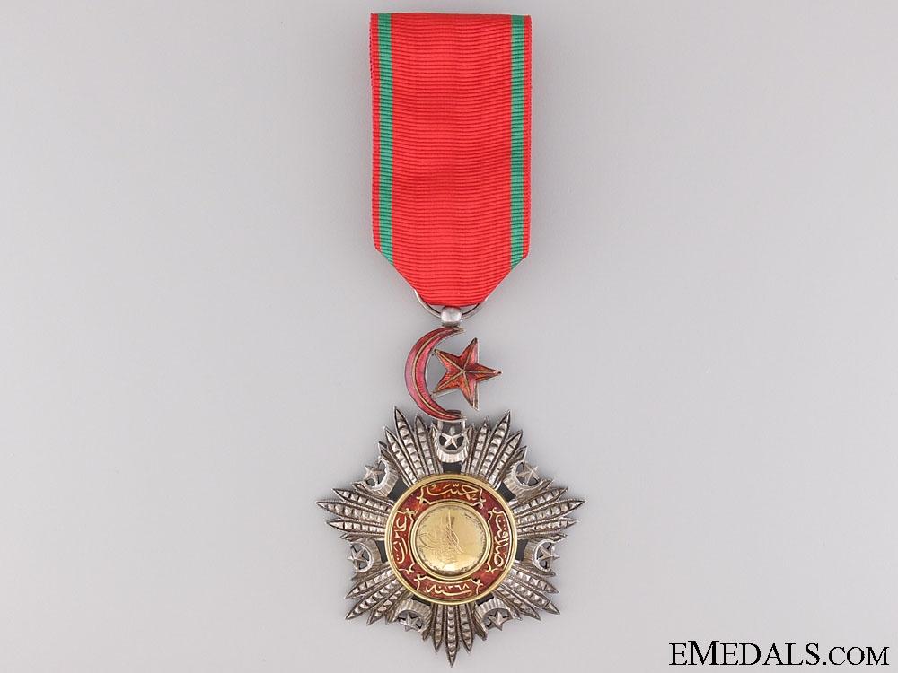 eMedals-A Turkish Order of Medjidie (Mecidiye); Breast Badge