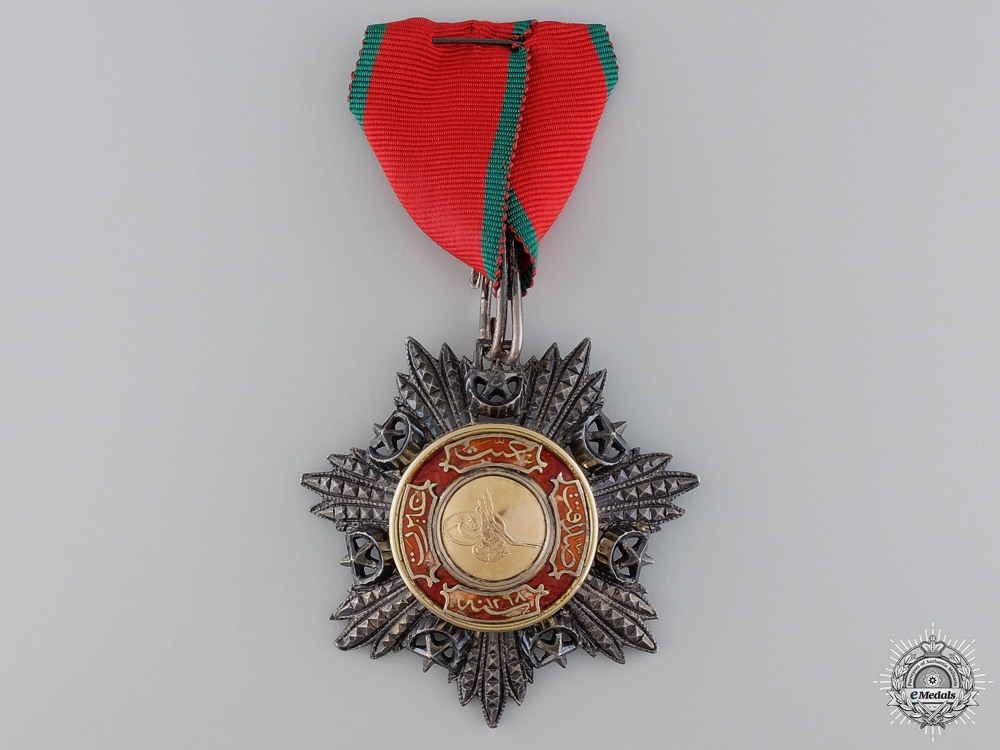 eMedals-A Turkish Order of Medjidie (Mecidiye); Breast Badge