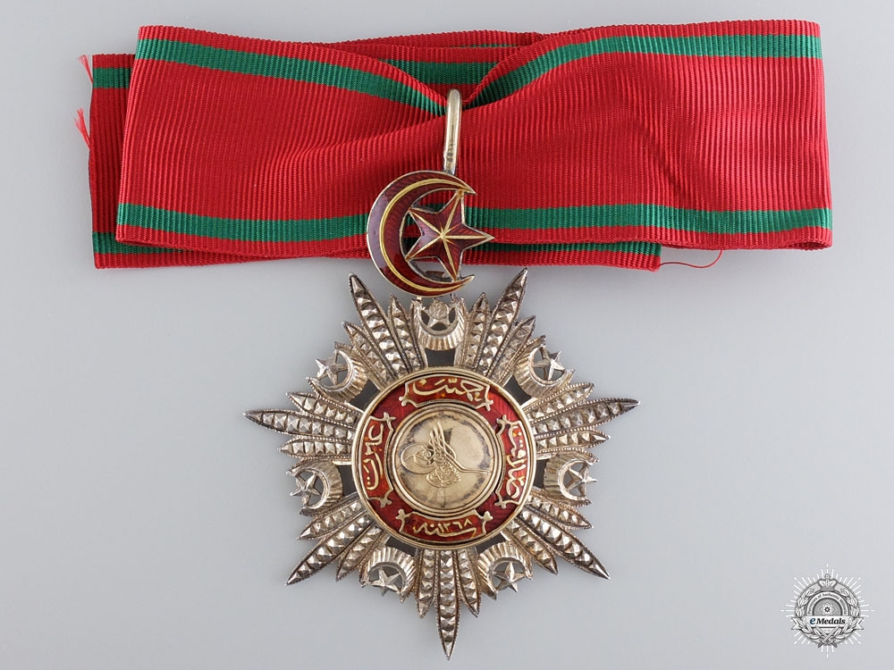 eMedals-A Turkish Order of Medjidie; Third Class