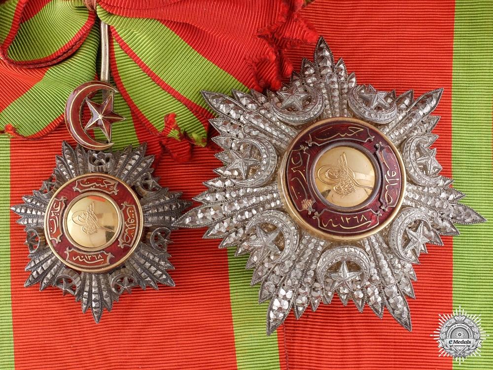 eMedals-A Turkish Order of Medjidie (Mecidiye); Grand Cross