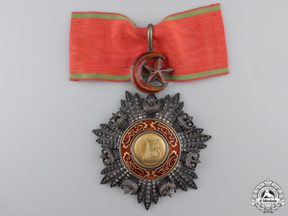 eMedals-A Turkish Order of Medjidie (Mecidiye); Commander