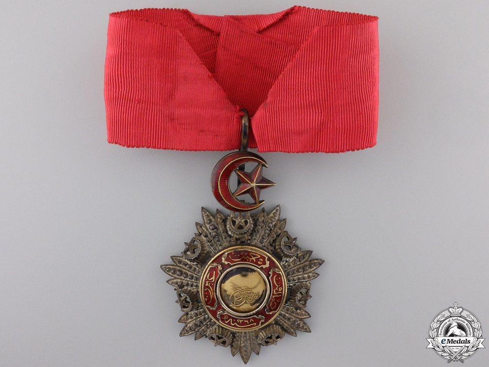 eMedals-A Turkish Order of Mejidie (Mecidiye); Commanders
