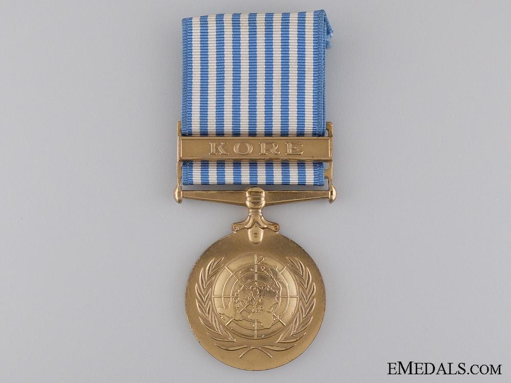eMedals-A Turkish United Nations Korea Medal