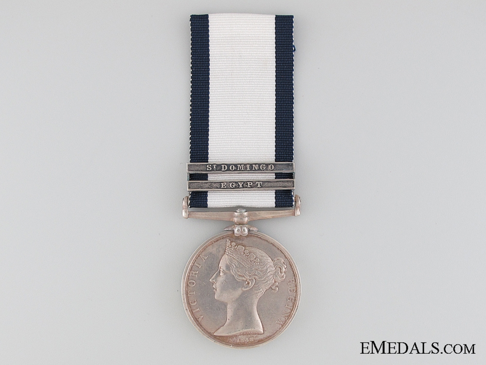 eMedals-A Two Bar Naval General Service Medal