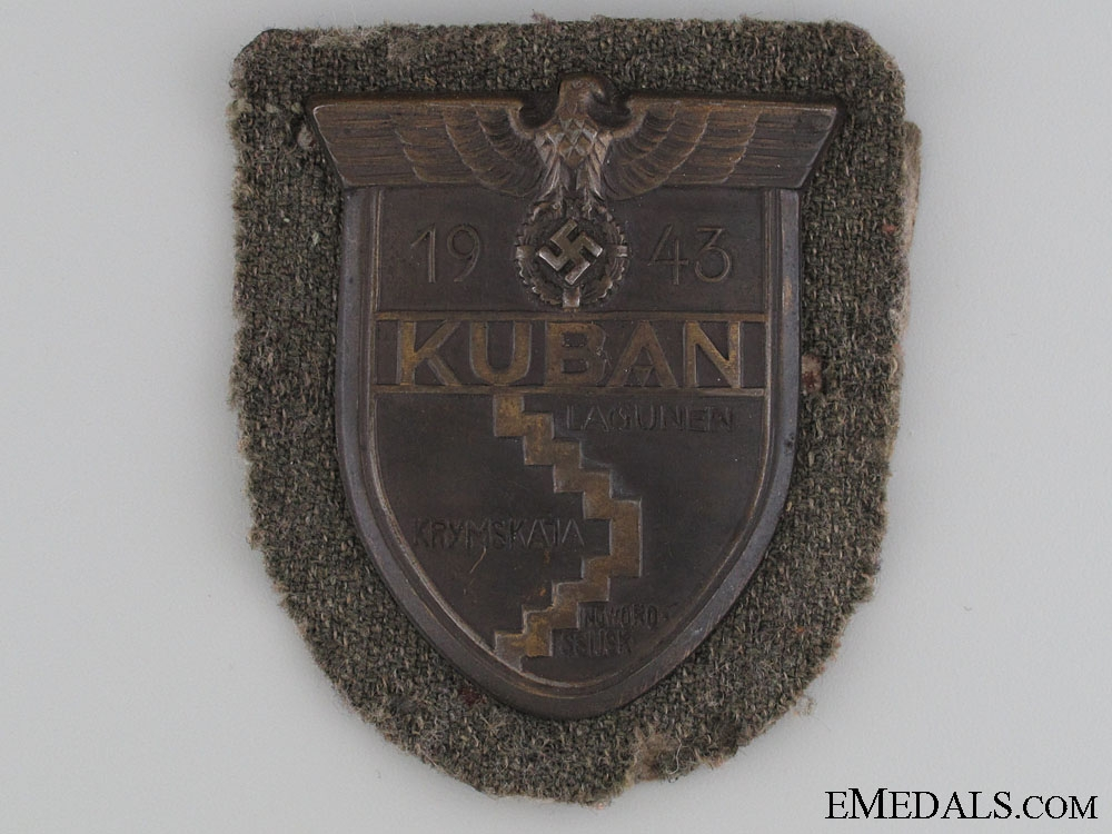 eMedals-A Uniform Removed Kuban Shield