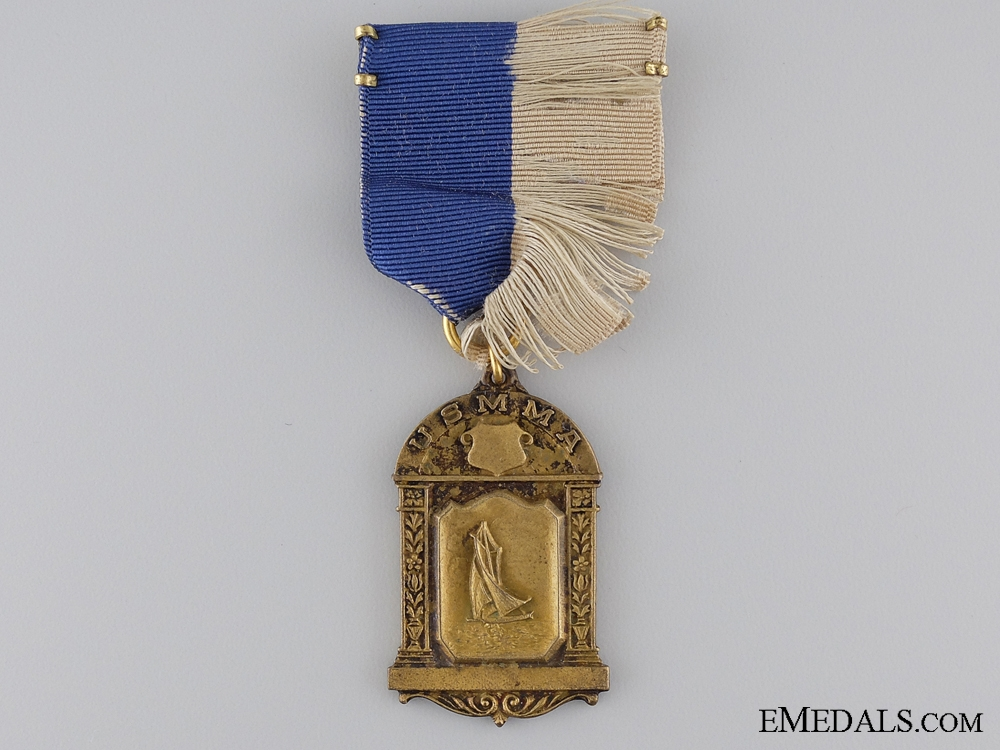 eMedals-A United States Merchant Marine Academy Medal; Numbered