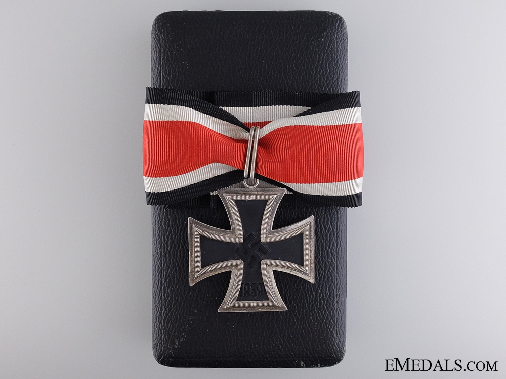 eMedals-A Very Rare Zimmermann Knight's Cross of the Iron Cross 1939   $19,000