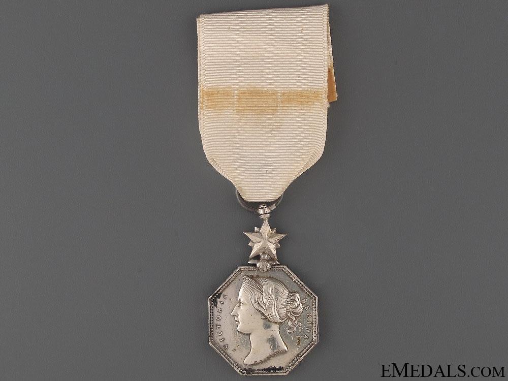eMedals-A Victorian 1857 Arctic Medal