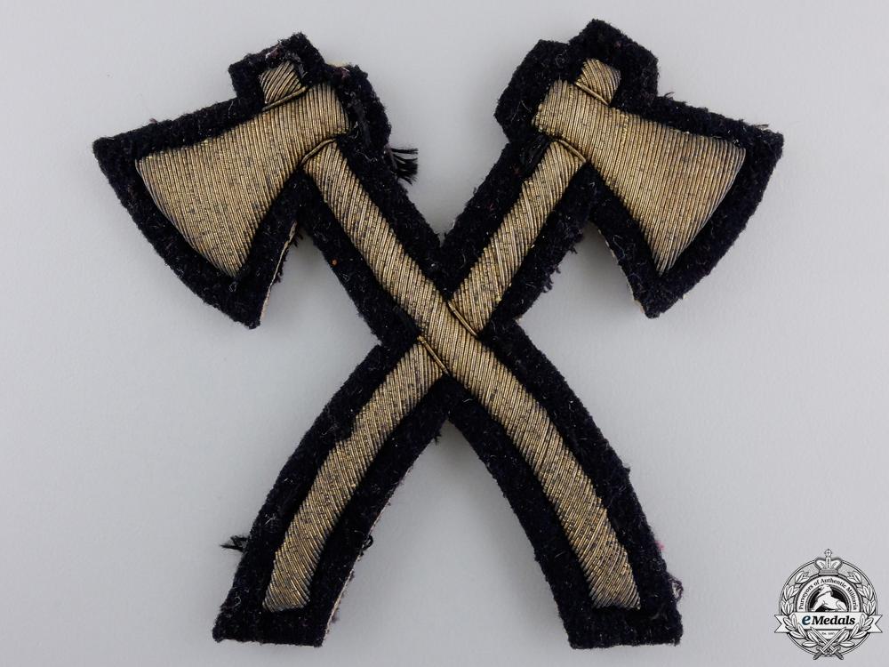 eMedals-A Victorian Boer War Era Pioneer Infantry Badge