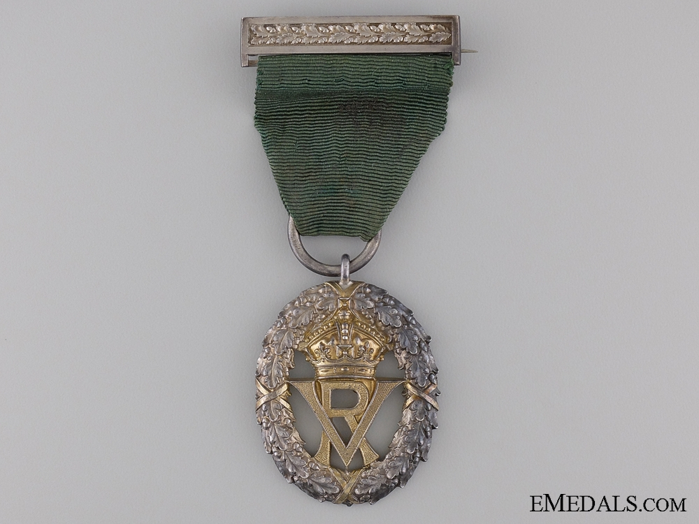 eMedals-A Victorian Volunteer Officers' Decoration; Unnamed