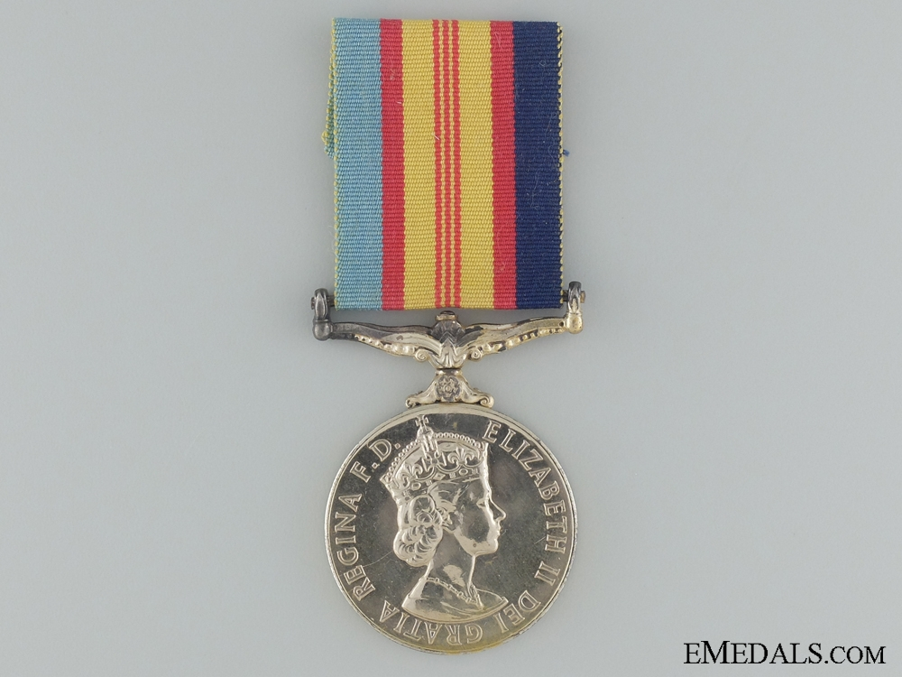 eMedals-A Vietnam Medal to Australian Trooper Billinghurst