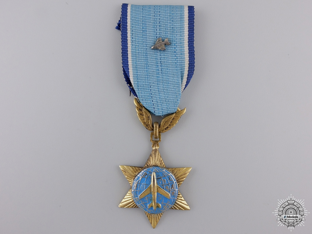 eMedals-A Vietnamese Air Service Medal; 2nd Grade
