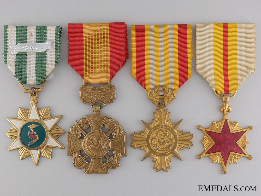 eMedals-A Vietnamese Gallantry Medal Group