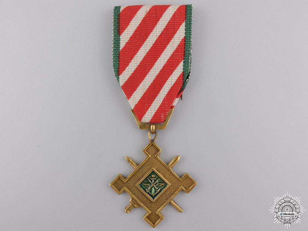 eMedals-A Vietnamese Staff Service Medal; 1st Class for Officers