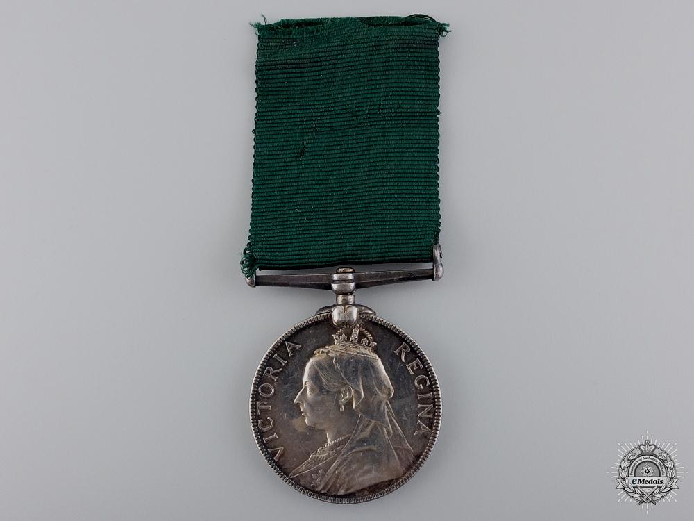 eMedals-A Volunteer Long Service & Good Conduct Medal; Victoria