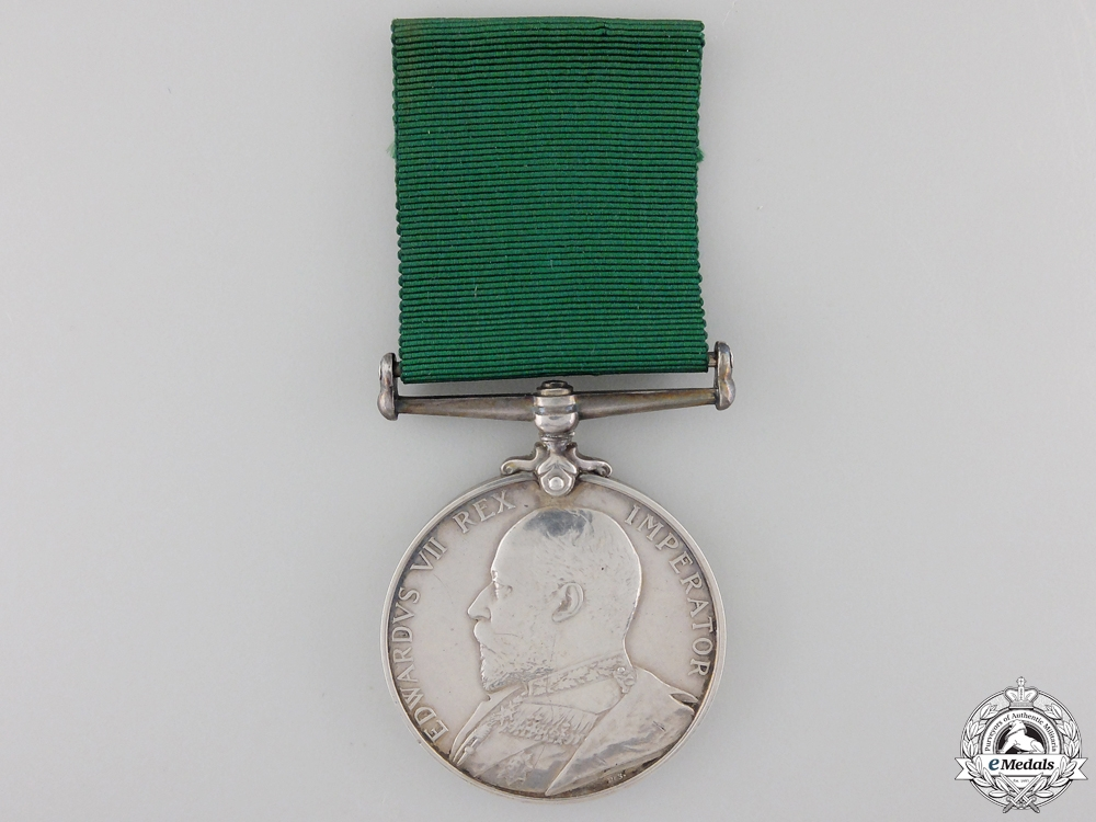 eMedals-A Volunteer Long Service Medal to Drummer of 5th (Volunteer) Battalion