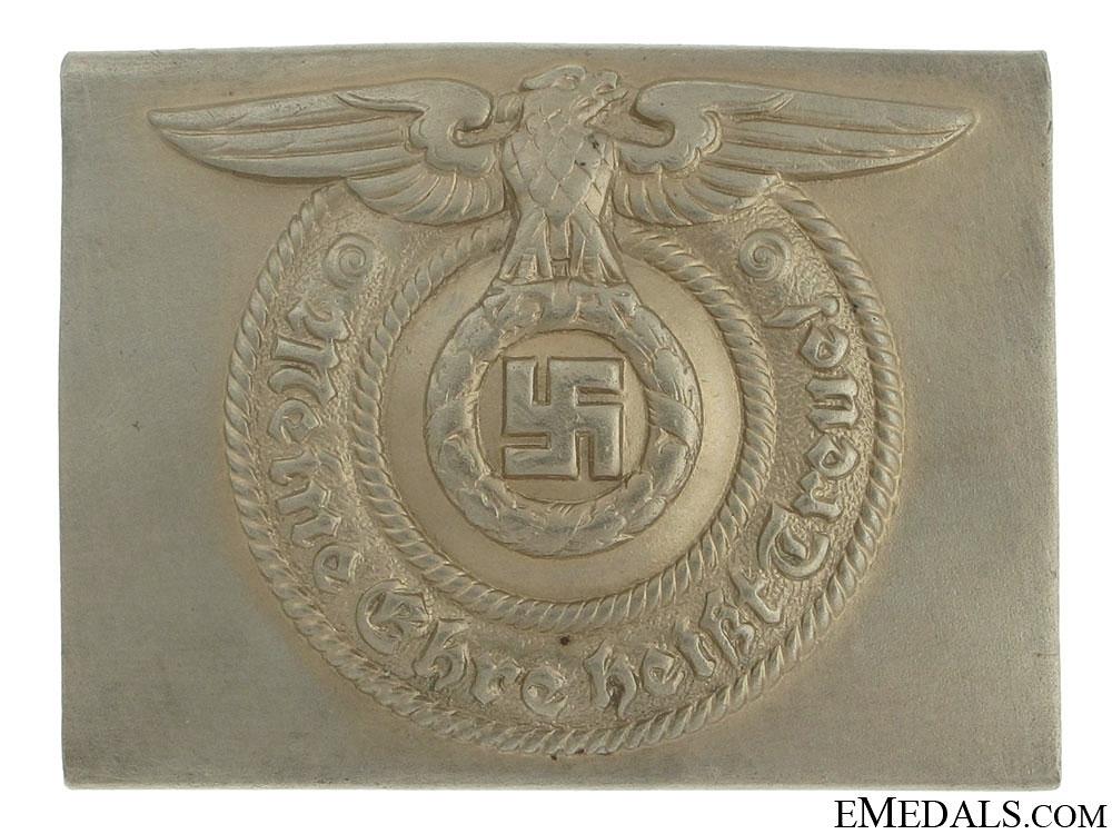 eMedals-A Waffen-SS Belt Buckle