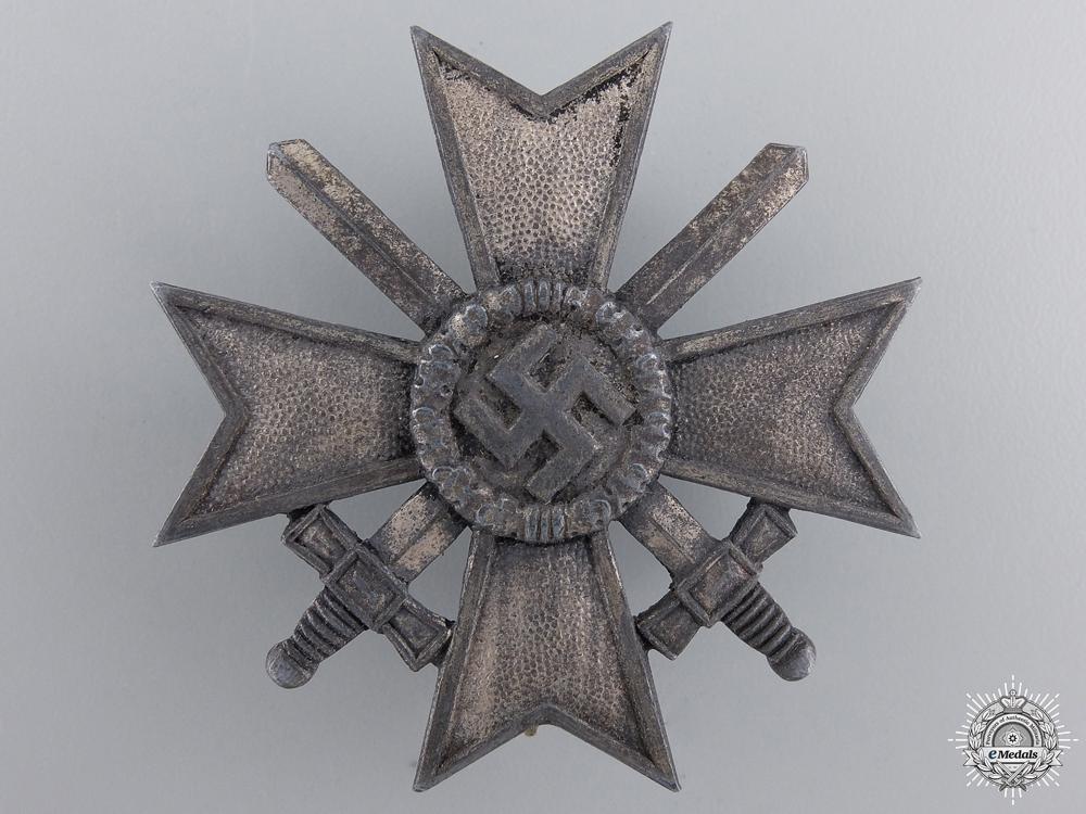 eMedals-A War Merit Cross 1st Class with Swords by Meybauer