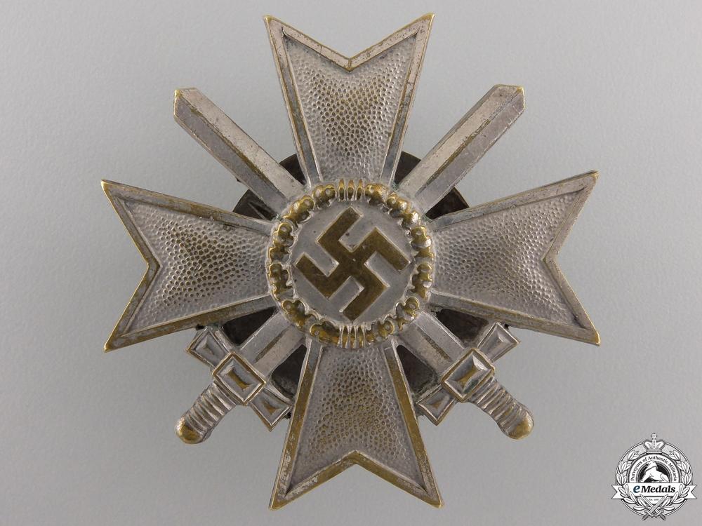 eMedals-A War Merit Cross 1st Class with Swords by Juncker