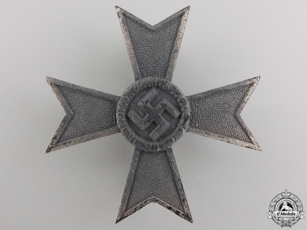 eMedals-A War Merit Cross First Class 1939 by Wilhelm Deumer