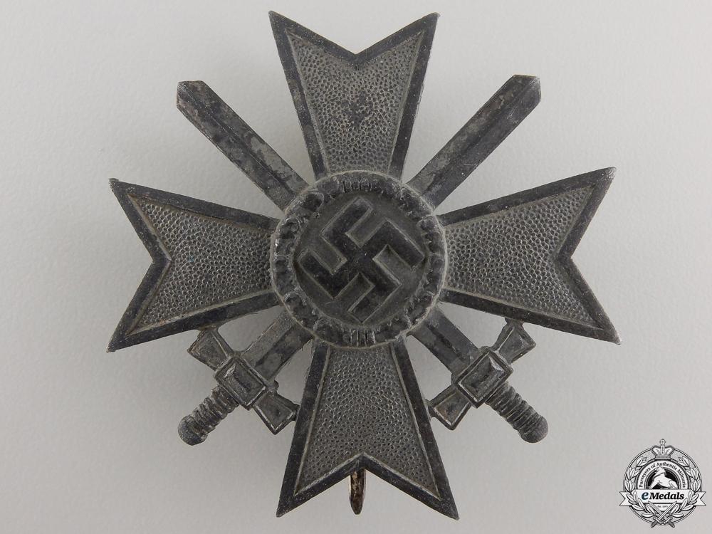 eMedals-A War Merit Cross First Class with Swords by Wilhelm Deumer