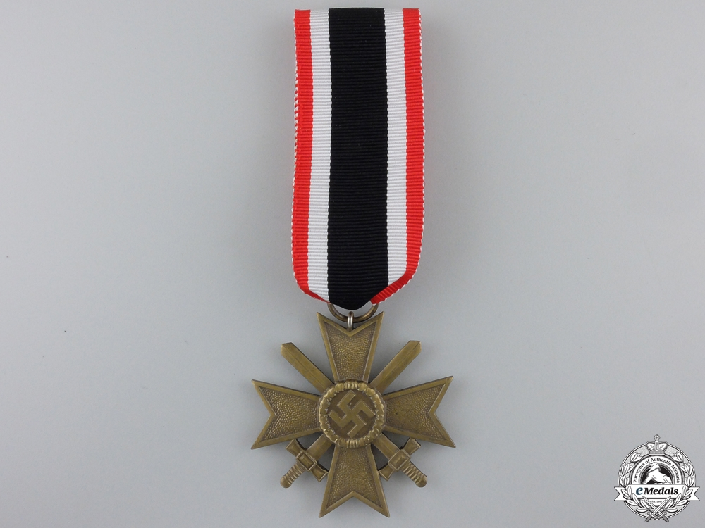 eMedals-A War Merit Cross Second Class 1939 by Zimmermann